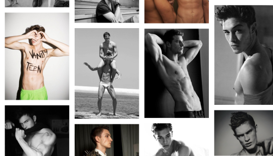 Versus Hot Boys on tumblr!