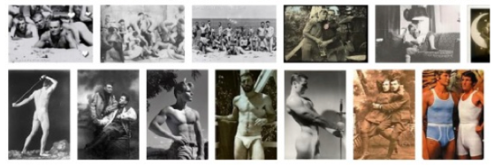 vintage gay men, vintage gay porn, vintage models