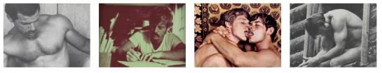 Vintage Archive The Derailment, Vintage gay Images