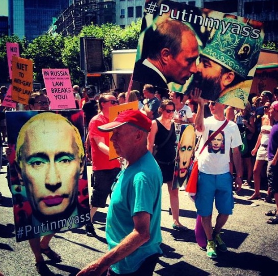 olympics, russia, anti-gay, wladimir putin, allout.org, International Olympic Committee
